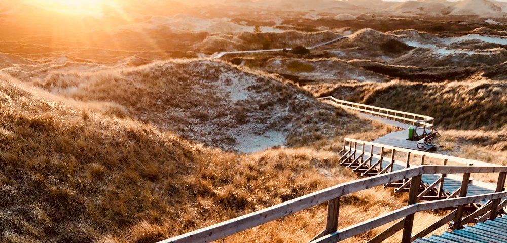 Entdecken Sie die schönsten Wanderrouten auf Amrum