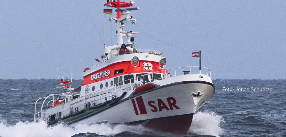 Spende für den neuen Seenotrettungskreuzer NIS RANDERS